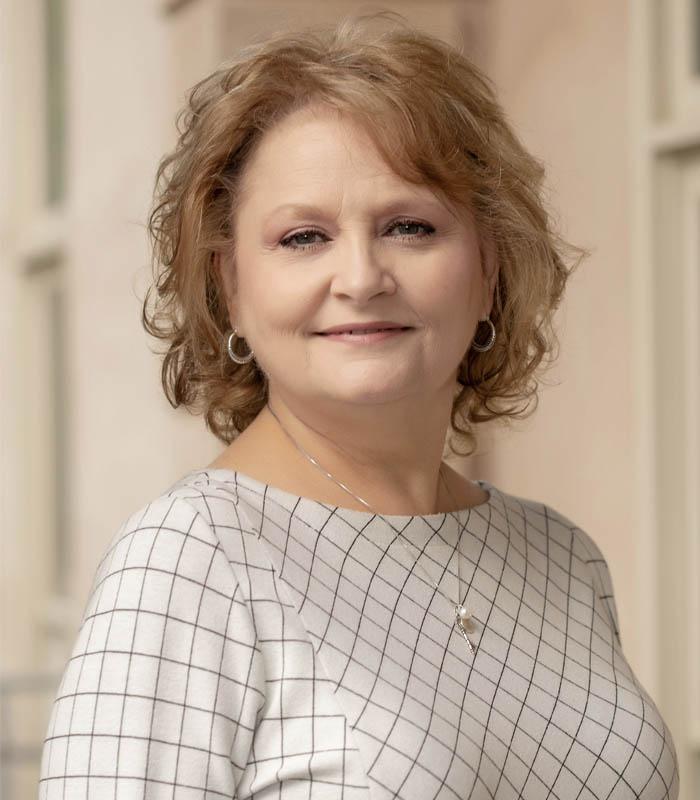 Gail Fortner, CISR, CPIA