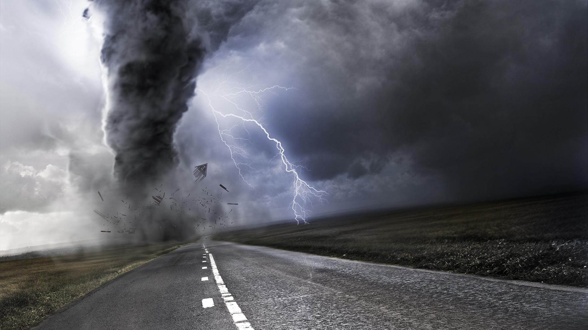 Tornado Coverage